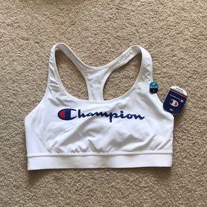 NWT champion sports bra